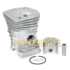 New 42mm Cylinder Piston & Ring Kit for Husqvarna 340 345 Chainsaw Parts