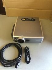 CANON WUX10 FULL HD 1080P WUXGA PROJECTOR,3200 LUMENS, ONLY USED ONE TIME!