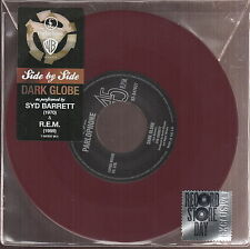 "syd barrett / rem split dark globe 7"" rsd 2015 pink floyd new side by side"