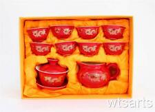 Chinese Wedding 8 Cup Tea Ceremony Set - Teaset.