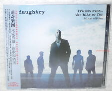 Daughtry It's Not Over The Hits So Far 2016 Taiwan 2-CD w/OBI