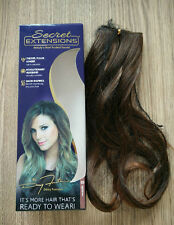 Secret Extensions by Daisy Fuentes,light brown Hair AS SEEN ON TV