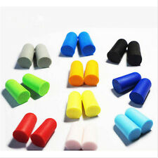 10Pairs Soft Foam Ear Plugs Tapered Travel Sleep Plane Noise Prevention Earplugs