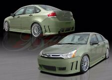 "2008-2010 FORD FOCUS MAX STYLE FULL BODY KIT""AIT RACING ORGINAL PRODUCT"" 4PC KIT"