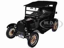 1925 FORD MODEL T TOURING BLACK 1/24 DIECAST CAR MODEL BY SUNSTAR 1903