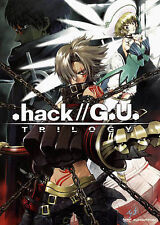 .HACK//G.U.TRILOGY MOVIE (DVD/SUB ONLY) - MISCELLANEOUS