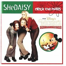 Deck The Halls By Shedaisy On Audio CD Album 1999 Disney's Once Upon A Chr  New
