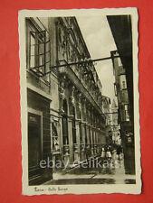 ZARA Dalmazia vecchia cartolina calle Larga