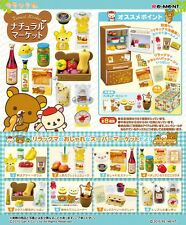 Re-Ment Rilakkuma Nature Market Complete Set