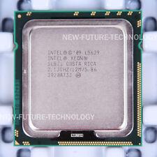 Lot of 2 Intel Xeon L5639 2.133 GHz 12MB 2933MHz LGA1366 CPU Processor