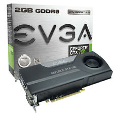 EVGA NVIDIA GeForce GTX 760 Video Graphics Gaming Card