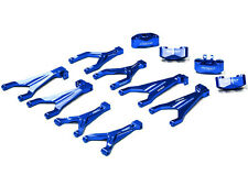 Integy Aluminum Billet Type IV Suspension Conversion Kit for Traxxas 1/16 E-Revo
