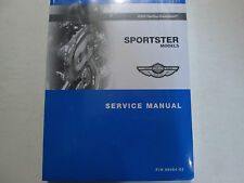 2003 Harley Davidson Sportster Service Repair Workshop Shop Manual NEW 2003