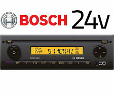 BOSCH dover usb40 Multimedia 24V Autoradio USB Aux Input Mp3 iPod Bus Camion