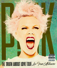 P!nk: The Truth About Love Tour: Live From Melbourne, New DVDs