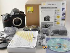 Nikon D800 BODY 11480 shots [EXCELLENT] from Japan (9065)