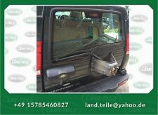 Heckklappe mit Scheibe / Tailgate Paint 961 Land Rover Discovery 2 II