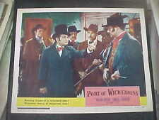PORT OF WICKEDNESS, 1956 reissue LC #4 (Edward G. Robinson)