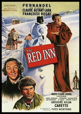 THE RED INN (L' Auberge Rouge) 1954 DVD - Fernandel - Francoise Rosay