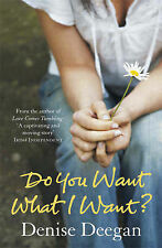 Do You Want What I Want? by Denise Deegan (Paperback, 2007)