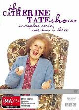 The Catherine Tate Show : Series 1-3 (DVD, 2009, 3-Disc Set)