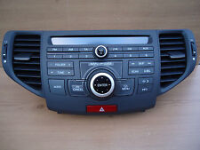 Honda Accord Radio Stereo DVD Sat Nav Controls Navigation Panel 39050-TL0-G01
