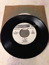 DEAN MARTIN~YOU'RE THE REASON I'M IN LOVE~I WILL~REPRISE 0415~45~ PROMO COPY~NM!