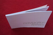 Genuine Honda Civic Navigation System Handbook Manual 2015 SATNAV Book