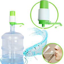 New 1PC Bottled Drinking Water Hand Press Pump For Water Dispenser Home Office