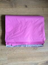 120 X  mixed pink large Mailing bags postage bags, small ,  medium, large,,