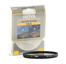 Genuine Hoya 46mm Circular Polariser. Slim Frame Polarizing Filter. Polarising.