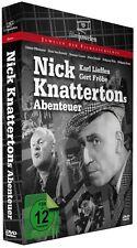 Nick Knattertons Abenteuer - Gert Fröbe, Karl Lieffen (Knatterton) - Filmjuwelen