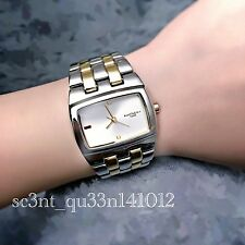 AUTHENTIC LADIES MAXUM SURFING DIVING WATCH X9202L2 SILVER & GOLD TONE RRP:$169