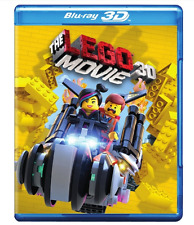 The Lego Movie in 3D (3D + 2D Blu-ray)