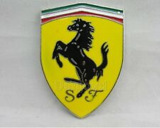 New 1× Metal Car Sticker 3D Car Logo Emblem Badge for Ferrari Free shipping