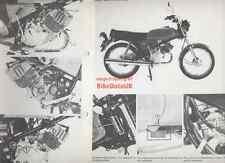 Honda H100A (1980) Factory Work-Shop Manual H100,MB100 MB/H 100,HA01 (pre H100S)