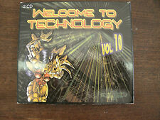 WELCOME TO TECHNOLOGY vol 10  compil Digi2CD