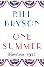 One Summer : America 1927  Bill Bryson~2013 CD Unabridged~14 cds~17 hr~Audiobook
