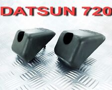 1PAIR REAR BUMPER GATE RUBBER FIT FOR DATSUN 720 UTE PICKUP