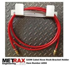 320w Cable Hose Hook Bracket Holder - Van Racking Storage Accessory / Van Shed