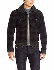 DIESEL W-HEDI WOOL BLEND JACKET SIZE M 100% AUTHENTIC