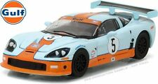 2009 Chevy Corvette C6R Gulf Oil Racing Hobby 1/64 Scale By Greenlight 29885