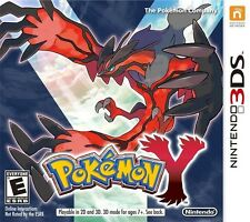 Pokemon Y - Nintendo 3DS Game