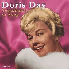 DORIS DAY - SWEETHEART OF SONG-A DATE WITH DORIS DAY [CD NEW]