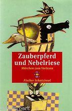 *- ZAUBERPFERD und NEBELRIESE - Hrsg. Ulrike BLASCHEK-KRAVWCZYK   tb (1995)