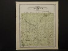 Illinois, Macoupin County Map, 1911 Township of Chesterfield L2#11