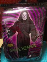 'Grave Reaper' Adult Halloween 5-Piece Costume