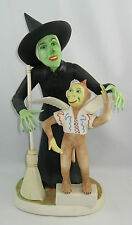 "Balint Kramlik House Of Goebel WIZARD OF OZ Figurine ""WICKED WITCH w/MONKEY"""