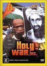 National Geographic - Holy War, Inc. (DVD, 2004)