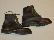 DR MARTENS vintage 1460 8 eye Made in England Boots size UK 5 US 6